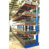 Palletised Racking Systems With Adjustable Shelf