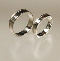 Wedding Platinum Ring
