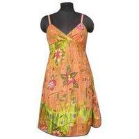 Sleevless Ladies Gown