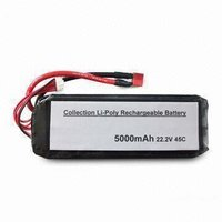Lipo Battery Pack For Rc Models