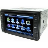 7 inch TFT LCD Digital Touch Screen GPS Car DVD Player