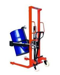 Manual Drum Tilter And Lifter