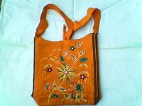 Cotton Printed Shoulder Bags