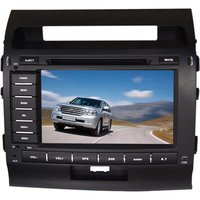 KR-8001 Car DVD Player for Toyota Land Cruiser