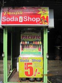 Soda Shop 8+2