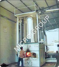 3 Pass Thermic Fluid Heater