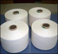 100% Polyester Airjet Yarn 15/1