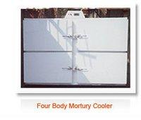 Four Body Mortuary Cooler