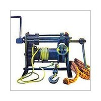 Manual Crab Winches