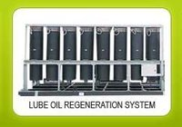 Lube Oil Regeneration System