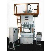 40 T Single Station 3-Ram Hydraulic Quench Press