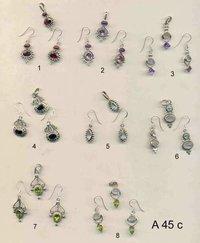 Earrings And Pendants Sets