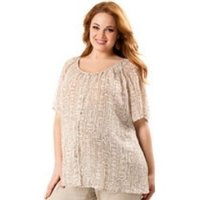 Maternity Georgette Tops