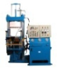 Vacuum Compression Moulding Machine