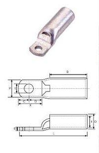 Australian Type - Narrow Palms (Circuit Breaker) Lugs