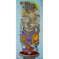Glass Paintings Of Lord Ganesha