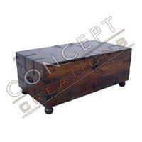 Acacia Wooden Coffee Table