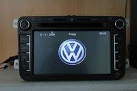 Car DVD GPS Player Volkswagen Polo