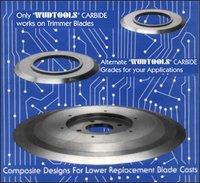 Tungsten Carbide Lead Wire Trimmer Blades