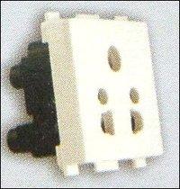 Double Module Socket