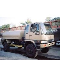 Truck Mounted Water Oil Tankers