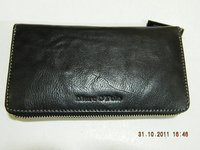 Finished Leather Wallet