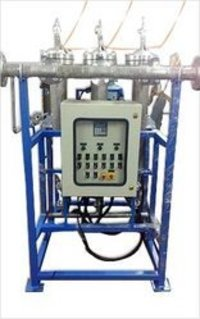 Automatic Back Flushing Filter (Abf)
