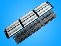 48 Port UTP CAT5E Patch Panel