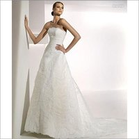 Lacy Wedding Gowns