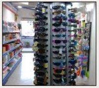 Goggle Display Racks