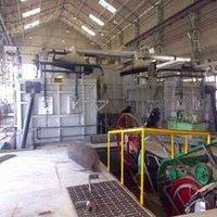 Reverberatory Melting Furnace For Recycling Aluminium