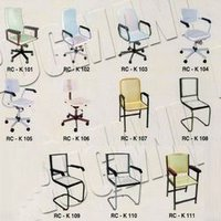 Wire Knitted Chairs