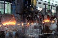 Tmt Steel Mill