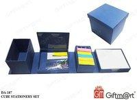 Folding Cube Memo Pad