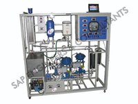 Plc Based Multi Process Control System Trainer Kit