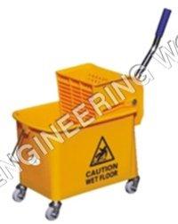 Mop Wringer Trolleys