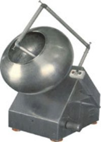 Coating Machine Std./GMP Model