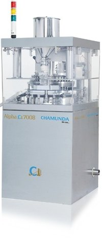 High Speed Single Rotary Tablet Compression Machine