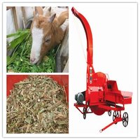 Chaff Cutter For Animal
