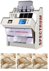 Rice Color Sorters Equipment