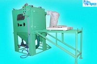 Suction Blasting Machine