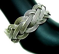 Brass-Cuff Bracelets