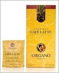 Organogold Coffee and Tea with Ganoderma