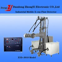 Industrial Mobie X-Ray Flaw Detector