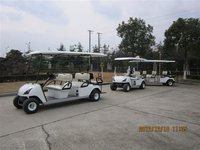 Electric Golf Vehicle