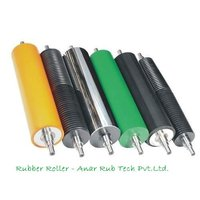 Abrasive Machine Rubber Rollers