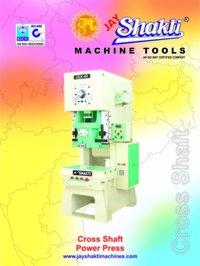 Hydraulic Cross Shaft Power Press