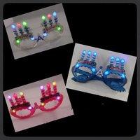 Led Birthday Sunglass