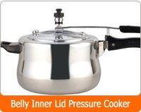 Belly Inner Lid Pressure Cooker