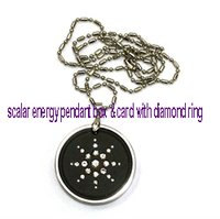 Exclusive Scalar Energy Pendant